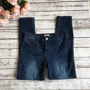 Refuge Dark Wash Skinny Jeans